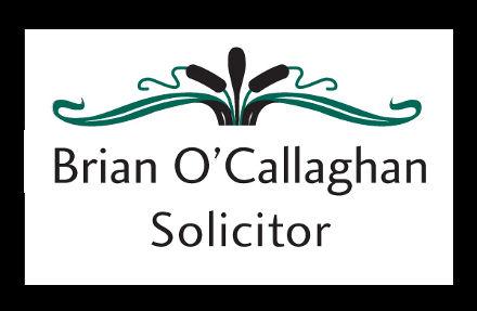 Logo design for Brian O'Callaghan Solicitor