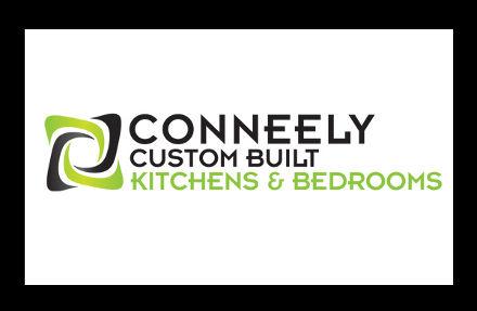 Logo design for Connelly Custom Built Kitchens
