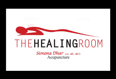 Logo for The Healing Room